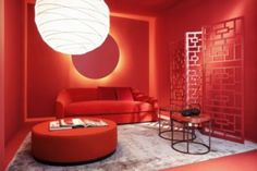 Rising Sun textile collection - Lennon Fit sofa by Meridiani