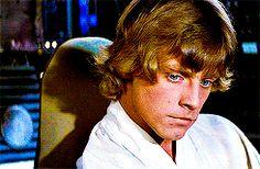 Mark Hamill / Luke Skywalker / #GIF