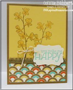 Happy Watercolor - InkspiredTreasures.com