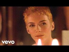 Eurythmics - Here Comes The Rain Again (Remastered) - YouTube