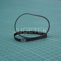 Free shipping  10pcs/lot  186mm length  93 teeth  6mm width  Closed-loop GT2 Timing Belt  186-2GT-6
