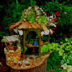 More fairie gardens