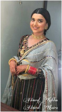 Punjabi Suits Designer Boutique, Designer Punjabi Suits, Indian Designer Wear, Stylish Dresses For Girls, Trendy Outfits, Punjabi Fashion, Indian Fashion, Nimrat Khaira, Dress Indian Style