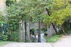 L'Orto Medievale di Perugia, Umbria, Italia