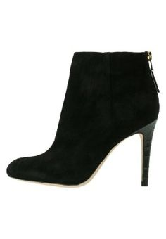KOURTNEY - Bottines à talons hauts - black
