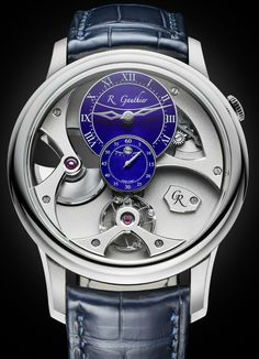 Romain Gauthier Insight Micro-Rotor Watch Watch Releases