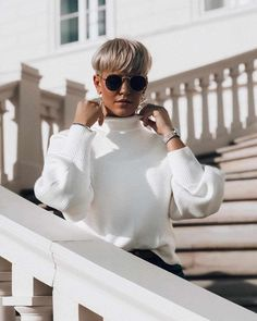 35 Gorgeous Short Pixie Cut Hairstyles Are women's pixie cuts in for You bet! The short pixie hairstyle is still hot and getting one is Trendy Haircuts, Short Pixie Haircuts, Pixie Hairstyles, Short Hairstyles For Women, Short Hair Cuts, Black Hairstyles, Medium Hair Styles, Curly Hair Styles, Hair Medium