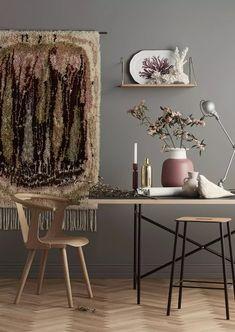 Ryijy ja makramee – seinävaate on taas trendikäs | Meillä kotona