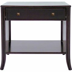 F-50 (2) finish: mineral , McGuire Furniture: Barbara Barry Caned Bedside Table: No. 814