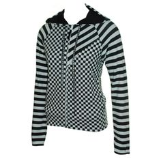 Vans Ladies Vans Reversible Zip Hood Check Stripe Check Out Vans New Reversible Zip-Hood. Perfect For The Summer And All The Seasons That Follow. This Reversible Hood Has Not One But Two Great Designs. 2 Hoodys For The Price Of 1! Features:The Vans R http://www.comparestoreprices.co.uk/fashion-clothing/vans-ladies-vans-reversible-zip-hood-check-stripe.asp