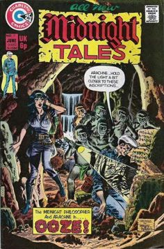 Midnight Tales, Charlton Comics.