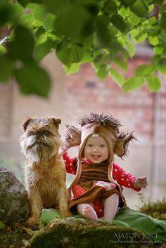 Tiny Friends  | kids with pets | | pets | | kids |  #pets https://biopop.com/