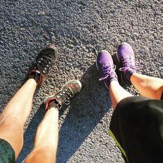 Vamos a darle uso a las #deportivas! #DespiertayEntrena #Despierta #Entrena #entrenamiento #entrenar #correr #runnig #runners #correcaminos #Madrid #salud #deporte #bienestar #instafit
