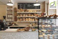 BAKERIES! Two Magpies Bakery by Paul Crofts Studio, Suffolk- UK
