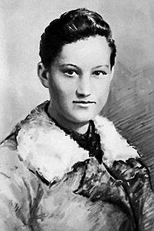 Zoya Kosmodemyanskaya (1923-1941) Heroina