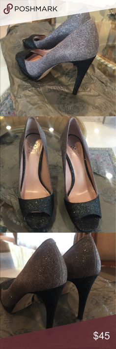 Vince Camuto pumps Dressy hills for a night out! 4.5 inch hills, half inch platform Vince Camuto Shoes Heels