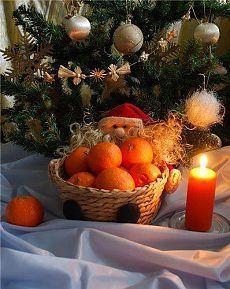 Мандарин – оранжевое чудо с ароматом зимы.