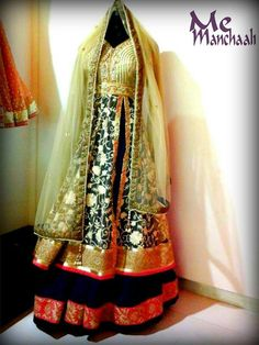 Bridal lehnga exclusive collection
