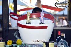 G.H. MUMM champán oficial durante el 43 Torneo Internacional Land Rover de Polo.
