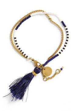 Me to We Artisans 'Morse Code' Double Strand Bracelet available at #Nordstrom