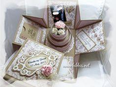 Bibbi's: Et bryllupskort!