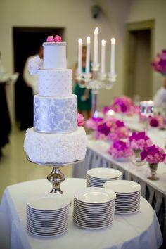 Exkluzivni svatebni dort