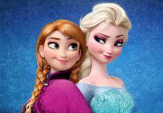 Frozen: Le due Sorelle Anna ed Elsa che si ritrovano guidate dal loro amore fraterno.