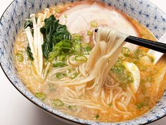Tonkotsu Raman Broth...Step by step how to by Serious Eats.  This is not your college Ramen and you should be thankful it isn't...can't wait to spend a day making this!