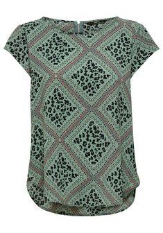 Leopard Print Top, Crochet Top, Tops, Women, Fashion, Moda, Fashion Styles, Fashion Illustrations, Fashion Models