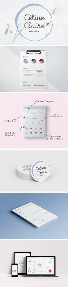 #portfolio #logo #logodesign #cd #businesscards #corporatedesign #branding Mein Portfolio, Portfolio Logo, Celine, News Design, Logo Design, Grafik Design, Corporate Design, Business Cards, Place Cards