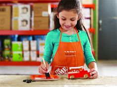 Register now for the upcoming Home Depot Kids Workshop on Saturday, October 3rd, where kids can build a FREE Fire... Read More