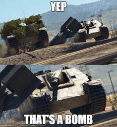 Playing war thunder be like.....