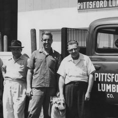 The century-old Pittsford Lumber now caters to carpenters, artists and other high-end workers.