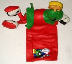 Marvin the Martian TV Guide Remote Control Holder Looney Tunes 1999 $8