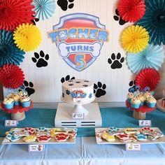 Cute Little Monkey Clipart Set Paw Patrol Birthday Decorations, Paw Patrol Birthday Theme, 2nd Birthday Party Themes, Birthday Parties, 3rd Birthday, Ballerina Silhouette, Cumple Paw Patrol, 2 Clipart, Paw Patrol Cake