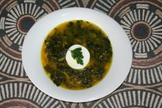 🇱🇸 Spinach and Mandarin Soup - Lesotho Recipe Around The World Food, National Dish, Exotic Food, World Recipes, Popular Recipes, Palak Paneer, Stew, Spinach, Ethnic Recipes