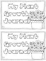 My Plant Growth Journal...freebie