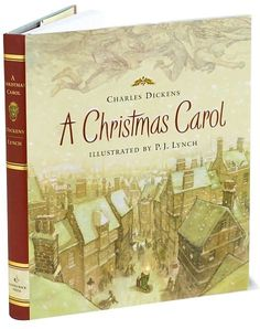 A Christmas Carol - Charles Dickens. Such a pretty copy.