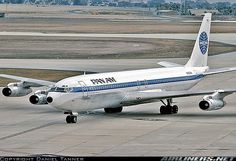 Melbourne, 1978 - Boeing 707-321B aircraft picture