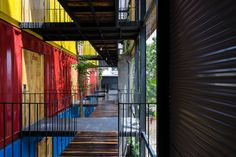 Image 26 of 39 from gallery of Ccasa Hostel  / TAK architects. Photograph by Quang Tran