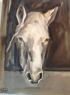 Equestre #MartaMilossis Les Oeuvres, Painting, Wild Animals, Canvas, Paintings, Draw, Drawings