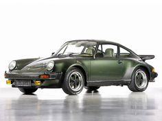 Porsche 911 Turbo 3.0 Coupé by Auto Clasico, via Flickr