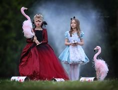 15 Photos of Disney Characters Brought to Life :: Alice in Wonderland
