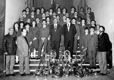 Banda da SFUS, maestros Alves Amorim e Encarnação Ferreira Concert, Gazebo, 19th Century, Bands, Teachers, Concerts