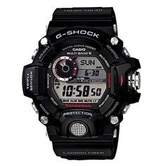 "Casio Men's GW-9400-1CR ""Master of G"" Stainless Steel Solar Watch Casio http://www.amazon.com/dp/B00GFYYKLA/ref=cm_sw_r_pi_dp_cmyRub0G8XZFR"