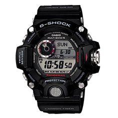 "Casio Men's GW-9400-1CR ""Master of G"" Stainless Steel Solar Watch Casio http://www.amazon.com/dp/B00GFYYKLA/ref=cm_sw_r_pi_dp_cmyRub0G8XZFR"