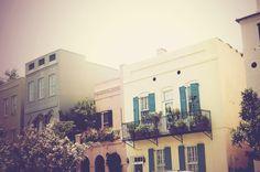 Home Decor Old Charleston HIstoric by lestudiobreadhoney on Etsy, $8.00