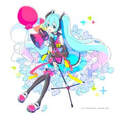 My Baby Girl, Boy Or Girl, Hitsugi No Chaika, Simple Anime, Vocaloid Characters, Miku Chan, Kawaii Art, Sailor Moon, Fan Art
