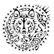 maori wolf