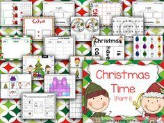 Christmas Time Activ